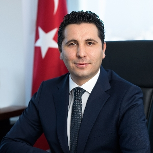 Mete Güler - Chairman of TCIP